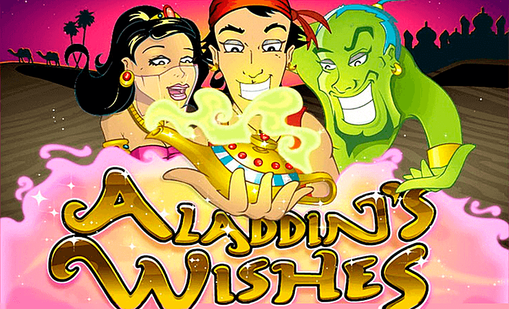 Aladdin's Wishes Slots by RTG – Play for Free or Real Money