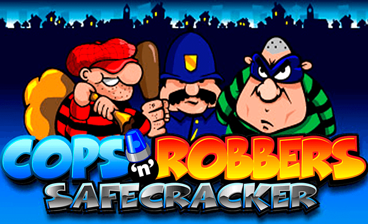 online vegas casino cops and robbers slots
