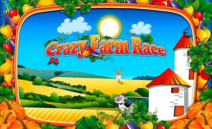 Crazy Farm Race™ Slot Machine Game to Play Free in Skill On Nets Online Casinos