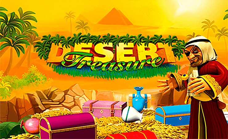 Desert Oasis Slots - Try the Online Game for Free Now