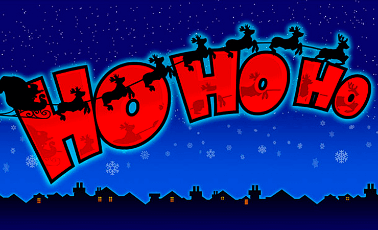 Ho Ho Ho Slot - Play Microgaming Games for Fun Online