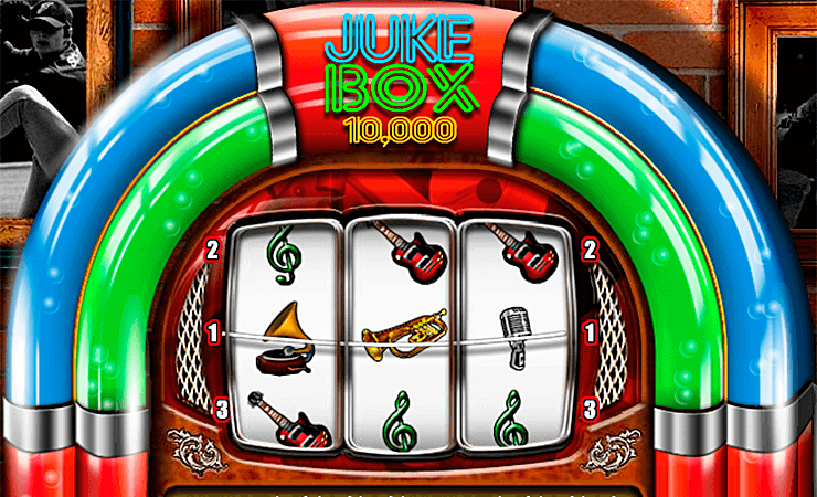 Jukebox 50,000 Slots - Play this Game by SkillOnNet Online