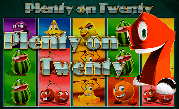 Plenty on Twenty™ Slot Machine Game to Play Free in Novomatics Online Casinos