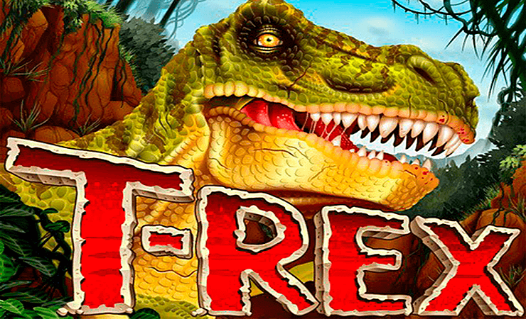 online casino game t-rex