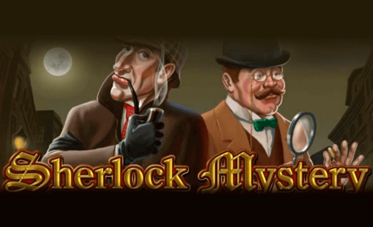 Sherlock Mystery Slots - Play this Video Slot Online
