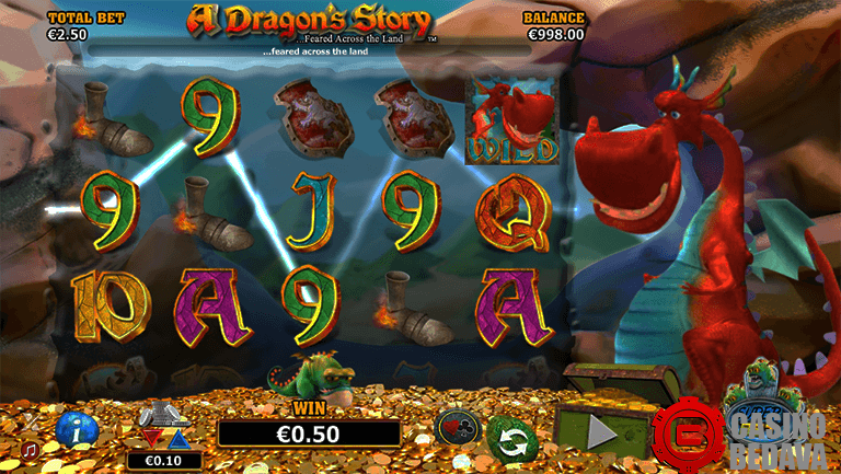 a dragons story nextgen gaming slot oyunu