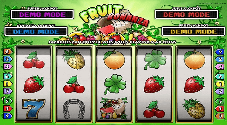 fruit-bonanza-playn-go-slot-oyunu