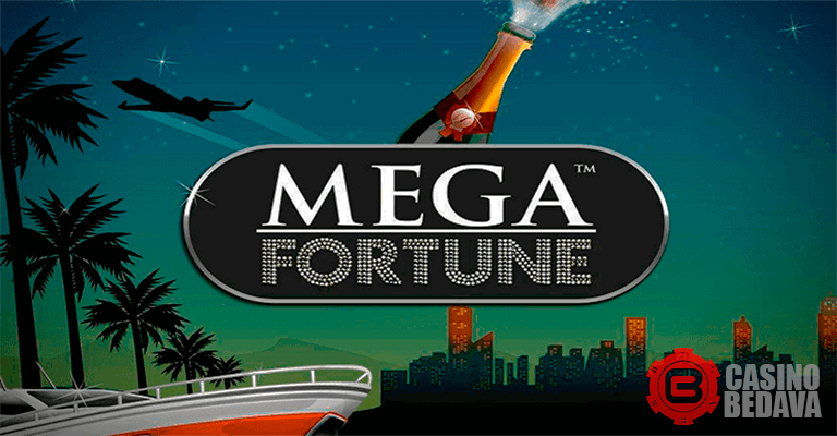 mega fortune netent slot oyunu