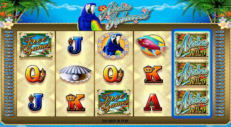 aloha-island-bally-slot-oyunu