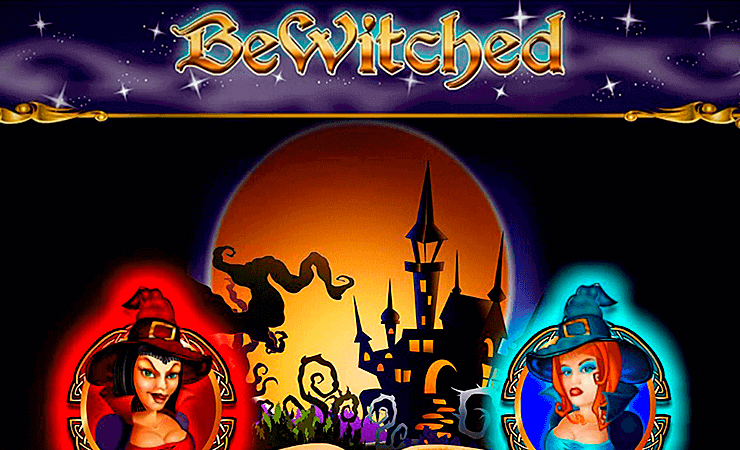 Bewitched Slot Machine - Available Online for Free or Real