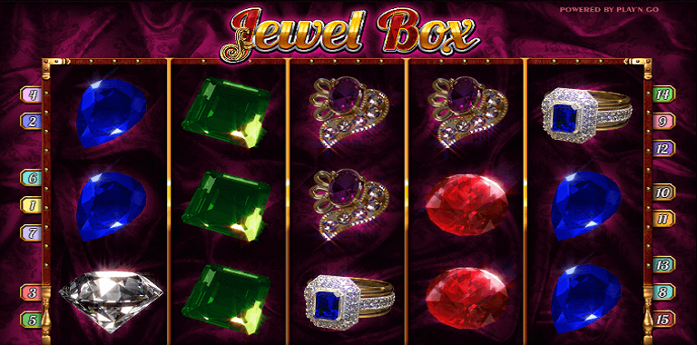 jewel box playn go slot oyunu