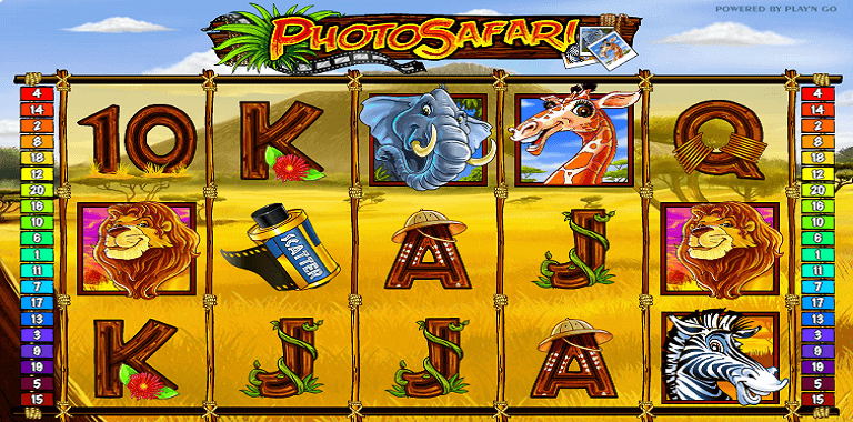 photo safari playn go slot oyunu