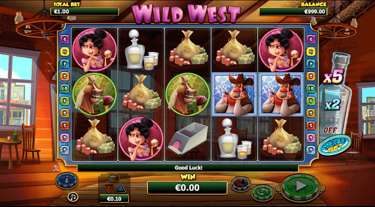 wild west nextgen gaming slot oyunu