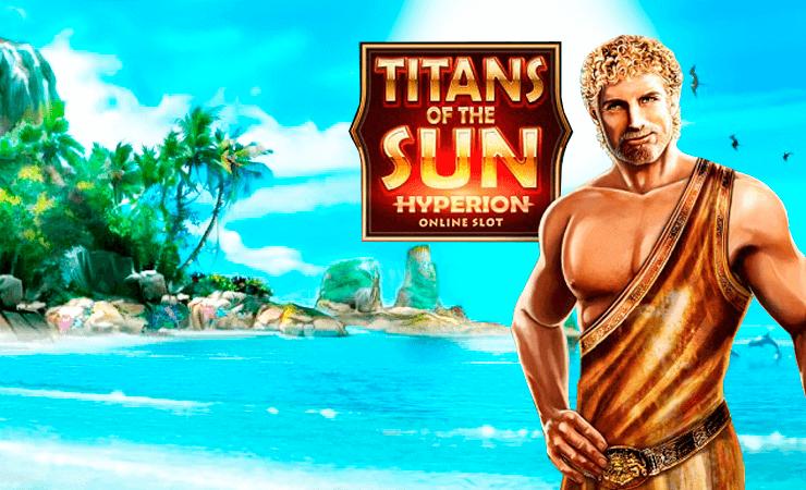 Titans Of The Sun Hyperion slots - spil gratis online