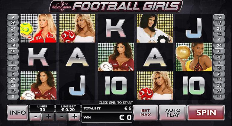 football-girls-playtech