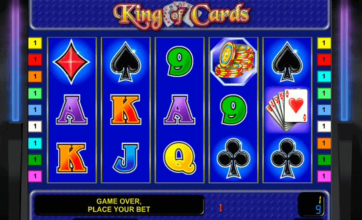 best online casino websites king of cards