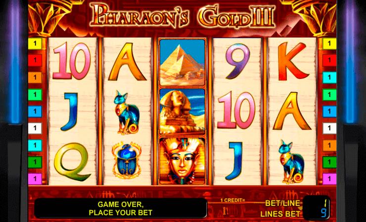 free online bonus slots pharaoh s