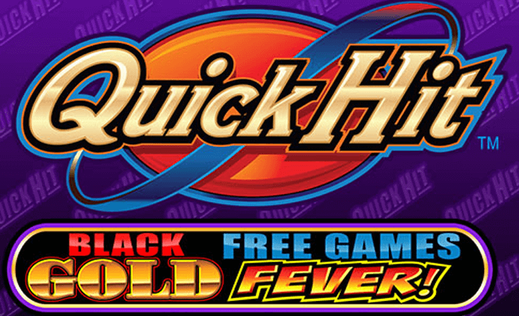 Quick Hit Black Gold slot game